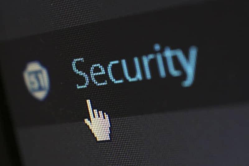 WordPress user security